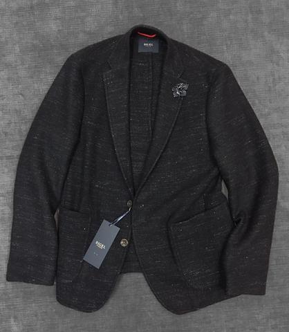 Digel - Nicos - Veston de de tweed - Noir