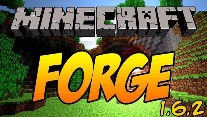 Descargar Minecraft Forge 1.6.2