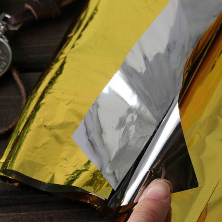 210*130CM Emergency Blanket Survival Rescue Insulation Curtain Sales Online silver - Tomtop.com