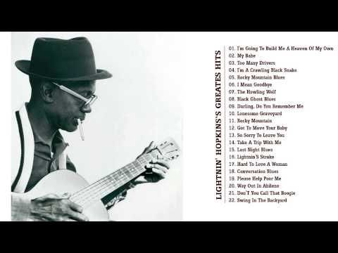 Lightnin Hopkins Greatest Hits