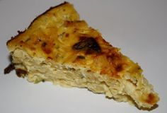 I really wouldn't have made this quiche if I hadn't have tried it first. It contains pasta. Not just any pasta but a packet of pasta n sauc...