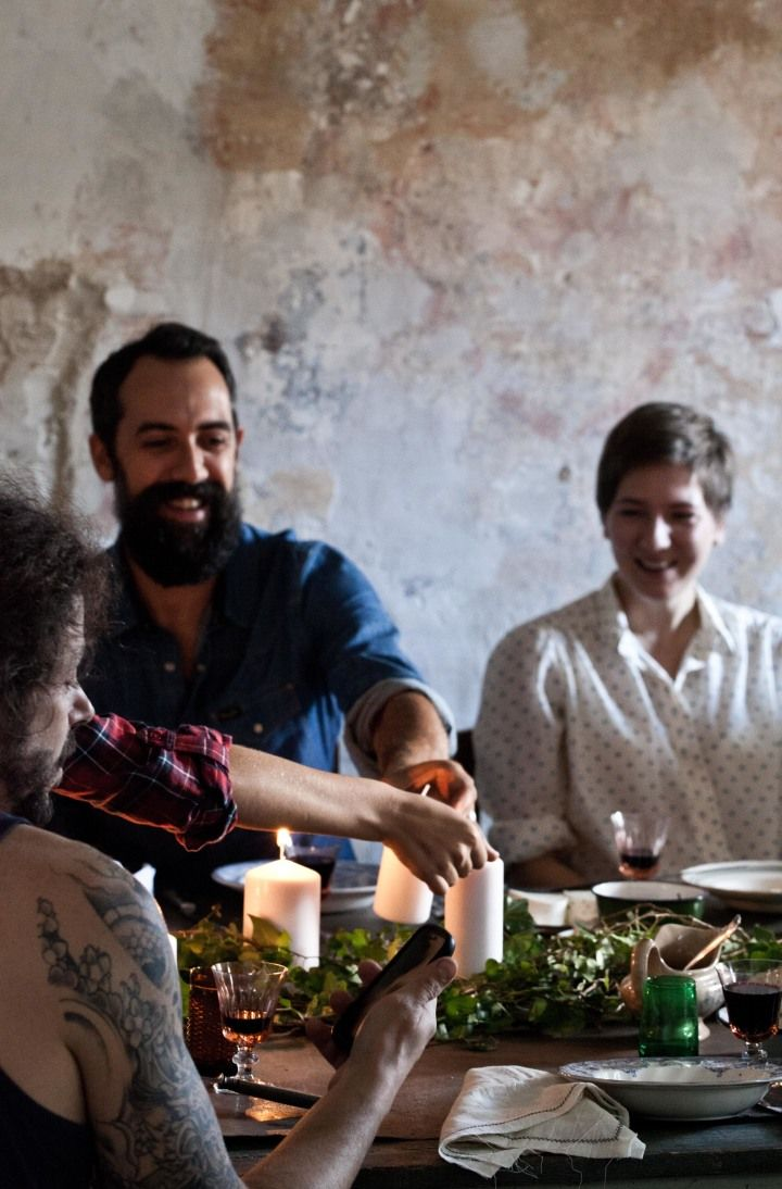 Sunday Suppers Cookbook : Autumn Dinner   Photography by Sanda Vuckovic