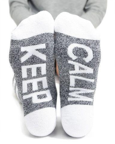DASH | Arthur George | Keep Calm Socks – shopdashonline.com