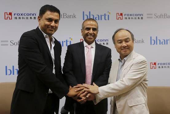 ソフトバンクがインドの太陽光・風力発電で合弁、バルティなどと - WSJ