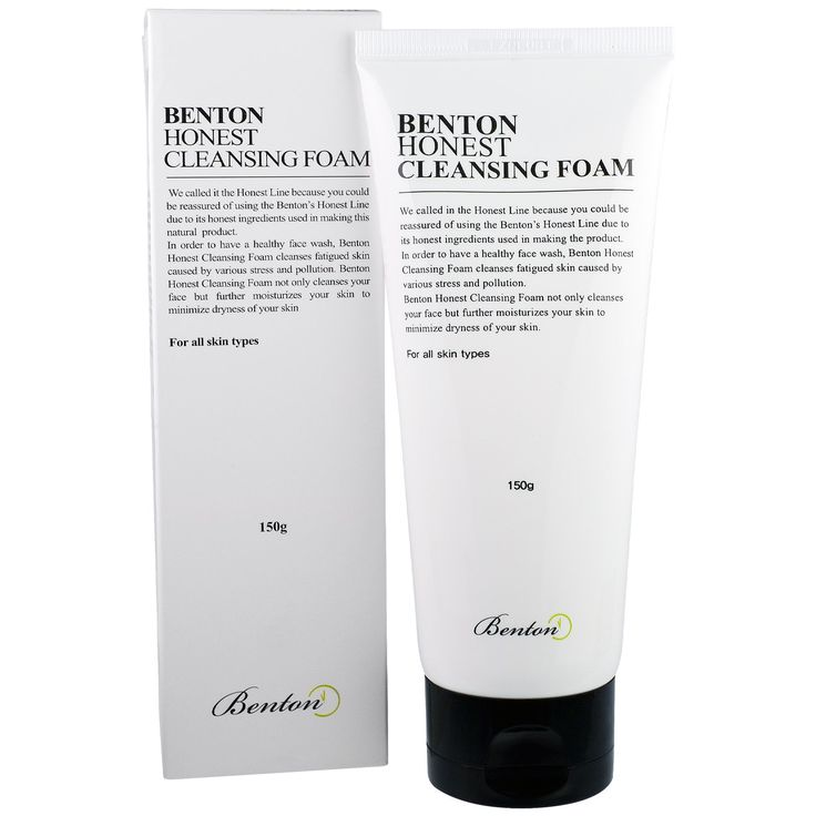 Benton, Honest Cleansing Foam, (150 g)