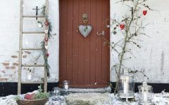 Easy Outdoor Christmas Decorating Ideas Outdoor Christmas Decoration Ideas   30 Simple Displays