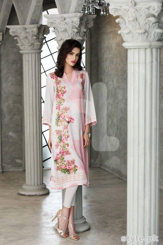 Nishat Linen Eid Collection 2015 For Women 9