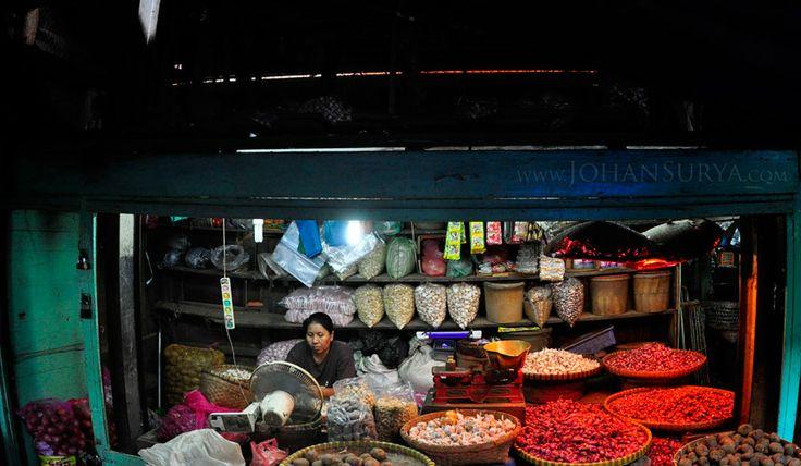 Blusukan di Pasar Johar #Semarang