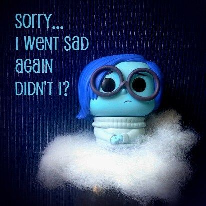 Sadness All Around Inside Out Quotes Wwwpicturessocom