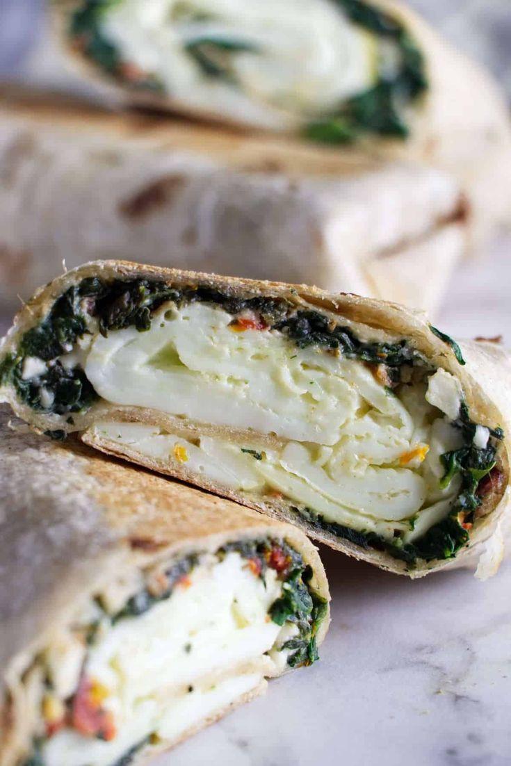 Copycat Starbucks Spinach and Feta Breakfast Wraps Spicy Chicken Caesar Salad Wr… – womens-fashion