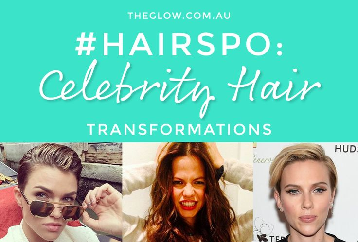 #Hairspo - From selfies to the salon chair, our favourite cuts and colour changes from celebrities.