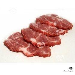 Cabeza de Lomo Ibérico. Somos proveedor mayorista de carne de cerdo ibérico.
