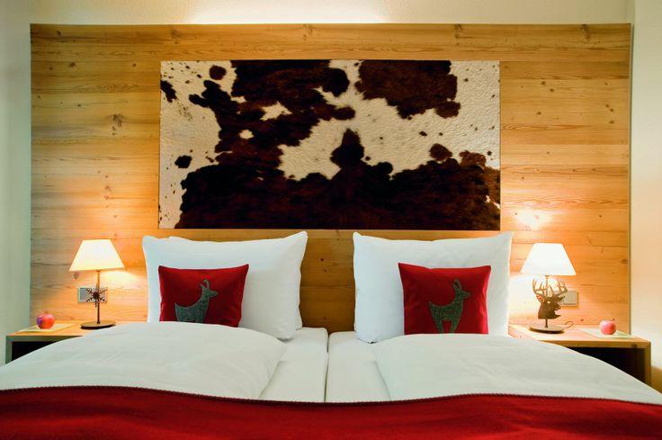 Doppelzimmer Hotel Kitzhof