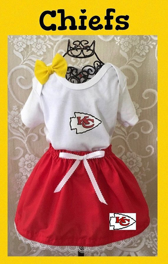Chiefs Outfit Chiefs baby 49ers Seahawks Cowboys