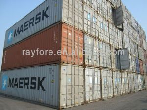 40HQ Used Shipping Containers Price Standard Storage Container, Qingdao Rayfore Industry Co., Ltd. 10/15 Price Estimate $3,400 Each, Minimum Order 1.