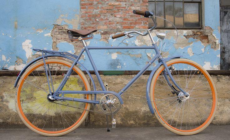 Restored bike from 70s