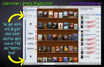 Classroom Library Organization & Circulation: Delicious Library 2 This is THE coolest idea! I love it for my little supply of books! I'll try it free to see how it works!