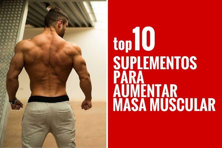 Te damos una lista con los 10 mejores suplementos para aumentar masa muscular que de verdad funcionan: Desde la proteína, la creatina y el infaltable..