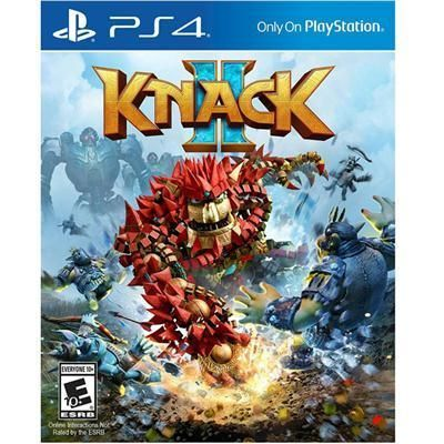 Knack 2 Ps4  #PS #PS4 #jackets #Collectibles #Games #PS3 #PC #Accessories #Onepiece #Gamer