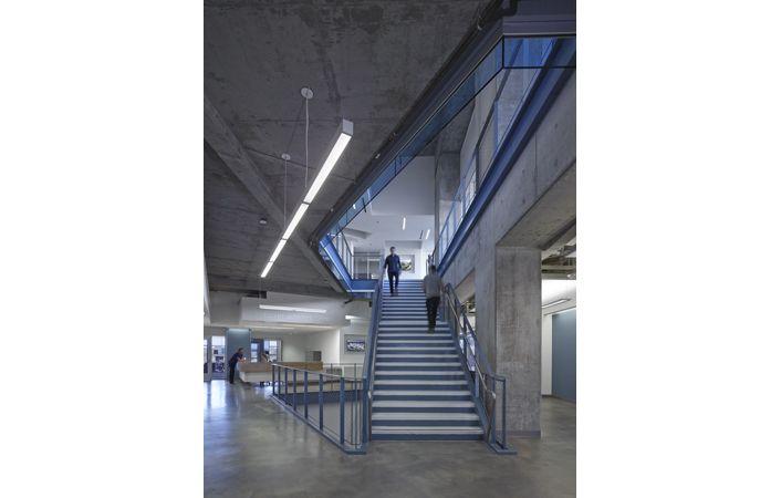 Harley Ellis Devereaux - Projects - Student Union, Los Angeles City College