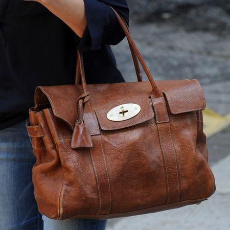 love the bag broken in-Mulberry Bayswater