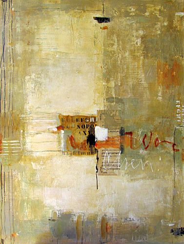 """Piano and Violin I by Jean Geraci 