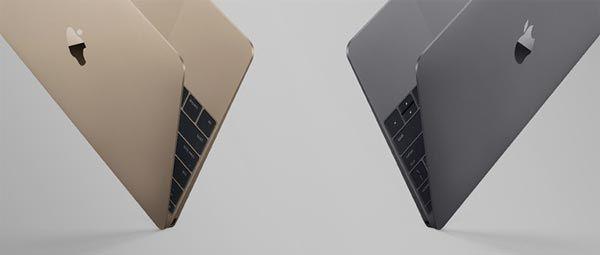 اپل، مک بوک جدید خود را عرضه کرد