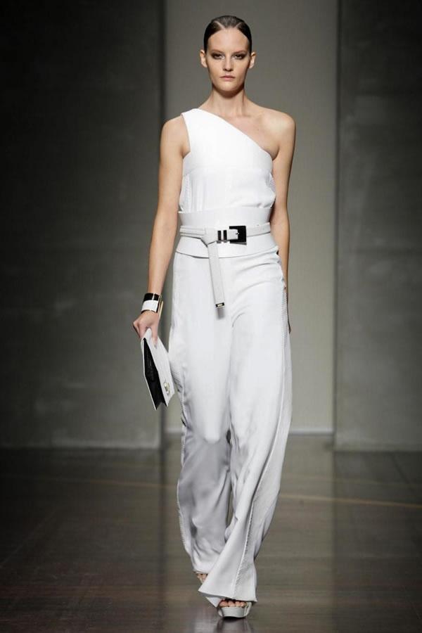 Gianfranco Ferre Moda Donna Milano P/E 2013