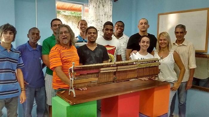 A Escola Villa Lobos de Paracambi promove grande inovação aos músicos do Estado do RJ