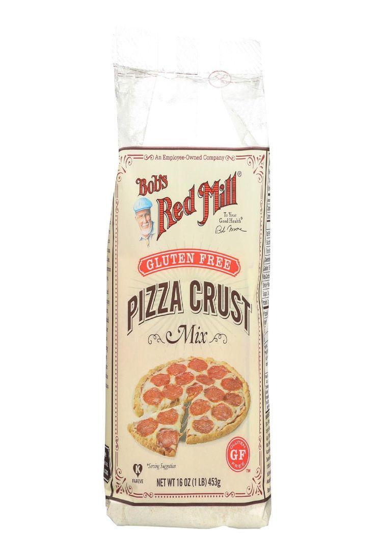 Bobs red mill gluten free pizza crust mix 16 oz case