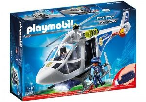 PLAYMOBIL City Action: Police Helicopter (6921)