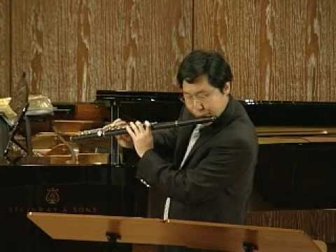 J.S. Bach-Partita in a Minor - YouTube