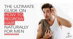 THE ULTIMATE GUIDE ON HOW TO REGROW HAIR NATURALLY FOR MEN http://tophairsgrowthtip.com/how-to-grow-natural-hair-fast-and-healthy/hair-growth-products-that-work/irestore-laser-hair-grow-system-review/