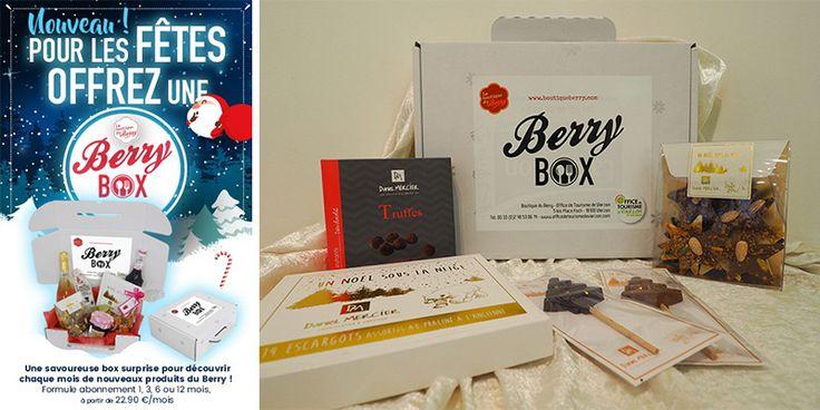 La Box du Berry ©Ad2T - V. Laebens