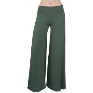 Free to Live Women's Wide Leg Boho Palazzo Gaucho Pants