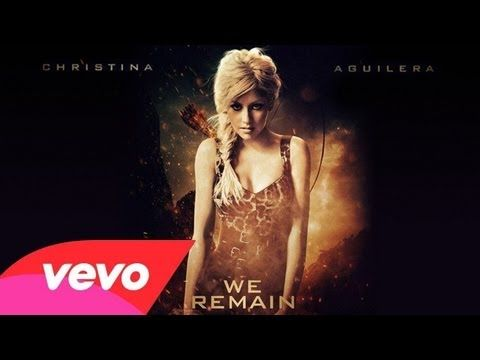 Christina Aguilera - We remain lyrics (Full audio)