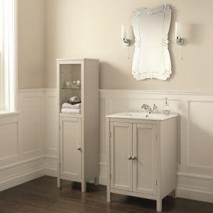 Cream Bathroom Vanity Units