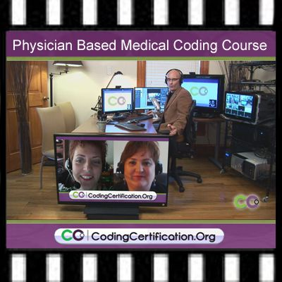 Physician Based Medical Coding Course – Video