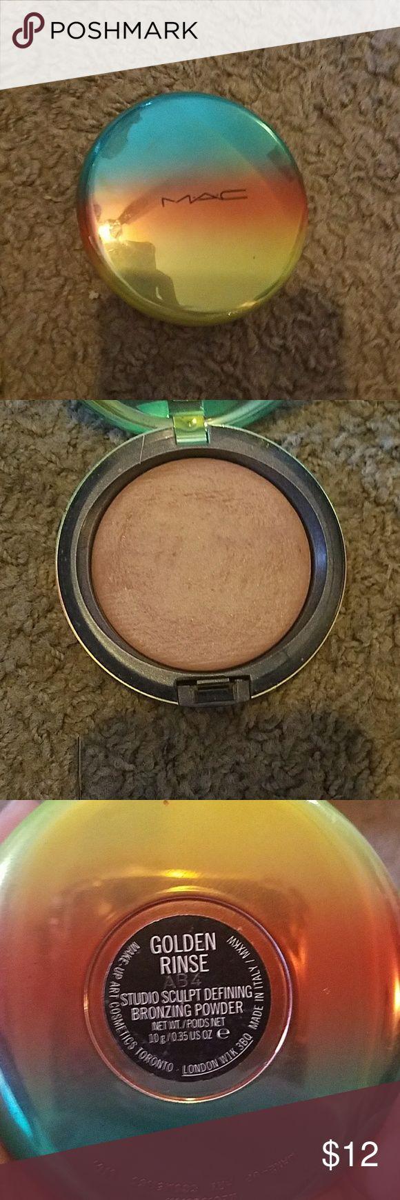 MAC Bronzer MAC bronzer MAC Cosmetics Makeup Bronzer