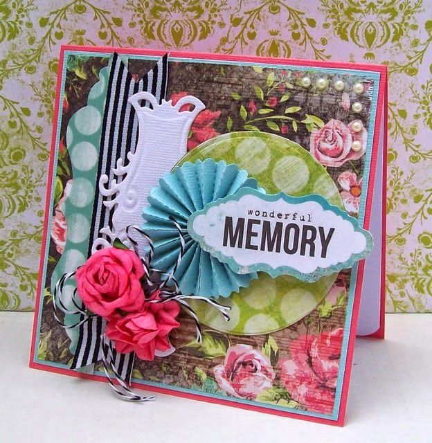 "Best of Betsy's: Kaleidoscope Cards for Kaisercraft""s Magazine"