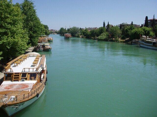 Manavgat River, Turkey