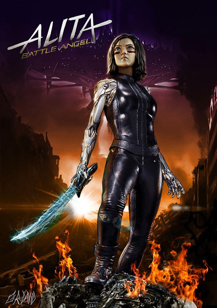 Alita Battle Angel in 2020 Alita battle angel manga