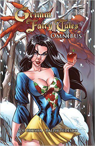 Grimm Fairy Tales Omnibus: Joe Brusha, Ralph Tedesco: 9781937068448: Amazon.com: Books