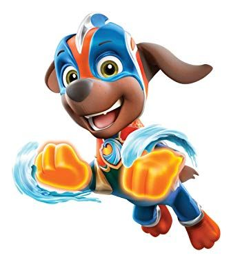 amazon.co.uk: paramount pictures: paw patrol: mighty pups em 2020 | patrulha canina personagens
