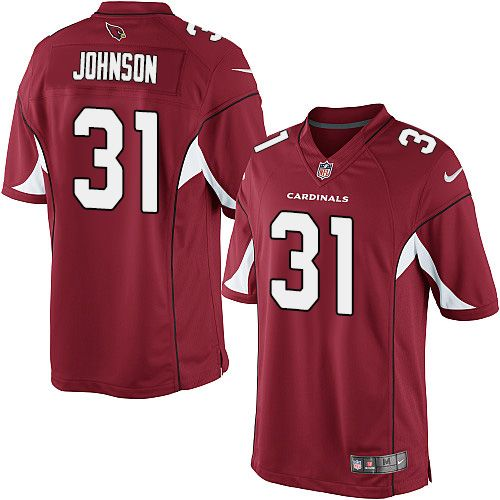 ... Limited Joseph Fauria Youth Jersey - Arizona Cardinals 81 Home Red Nike  NFL ...