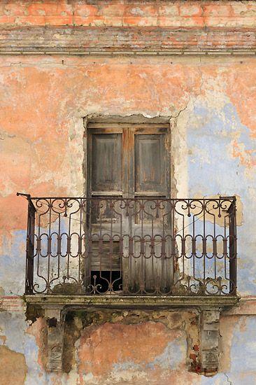 Balcone #Bitti #Sardgena