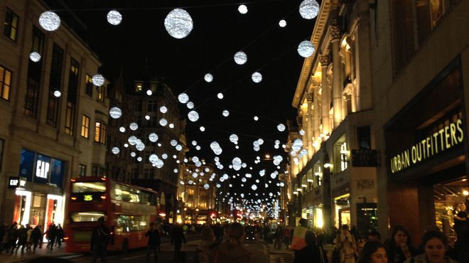 Oxford Street Christmas Lights   Oxford Street   Seasonal traditions   Time Out London
