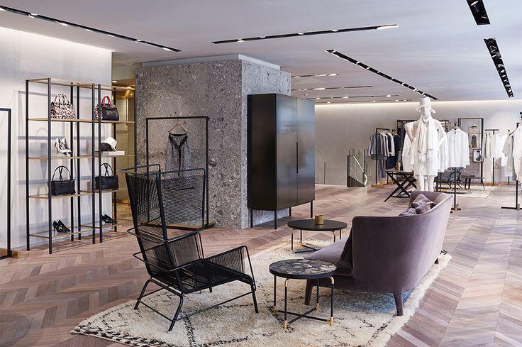 Max MAra New Bond Street Store - Google Search