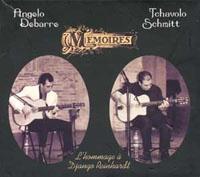 Angelo DeBarre and Tchavolo Schmitt Memoires