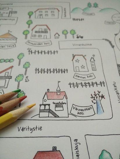 Uusi ideoita värityskuvien käyttöön luokkahuoneessa